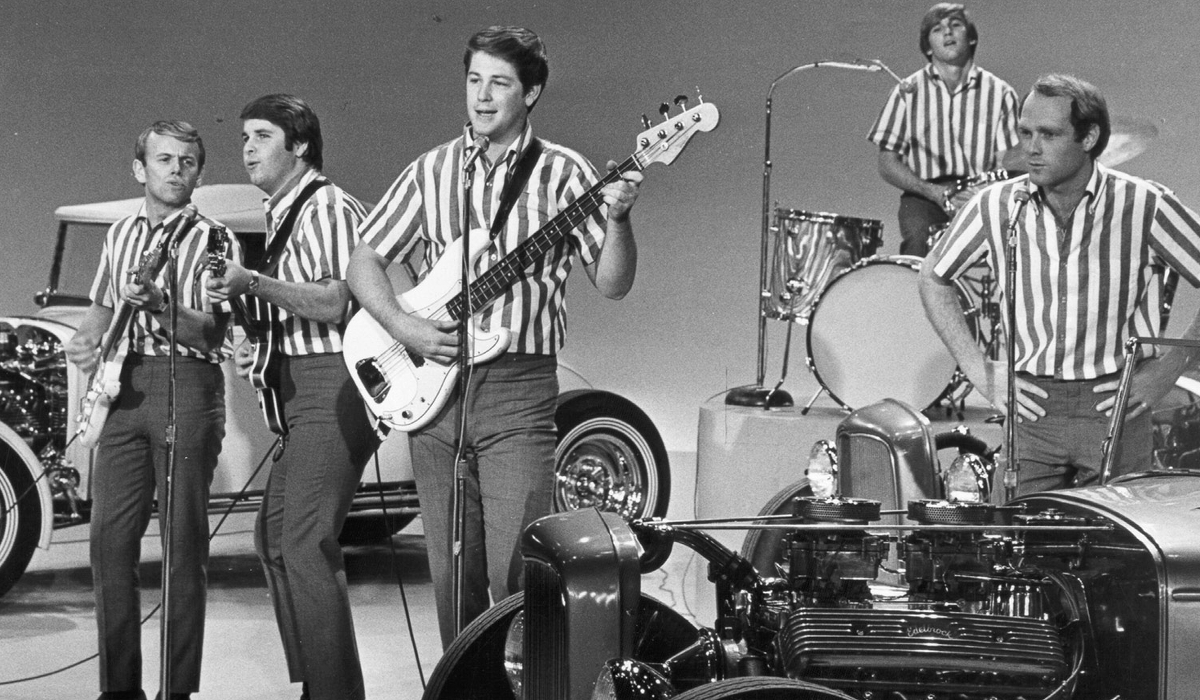 The Beach Boys – Good Vibrations – 1966