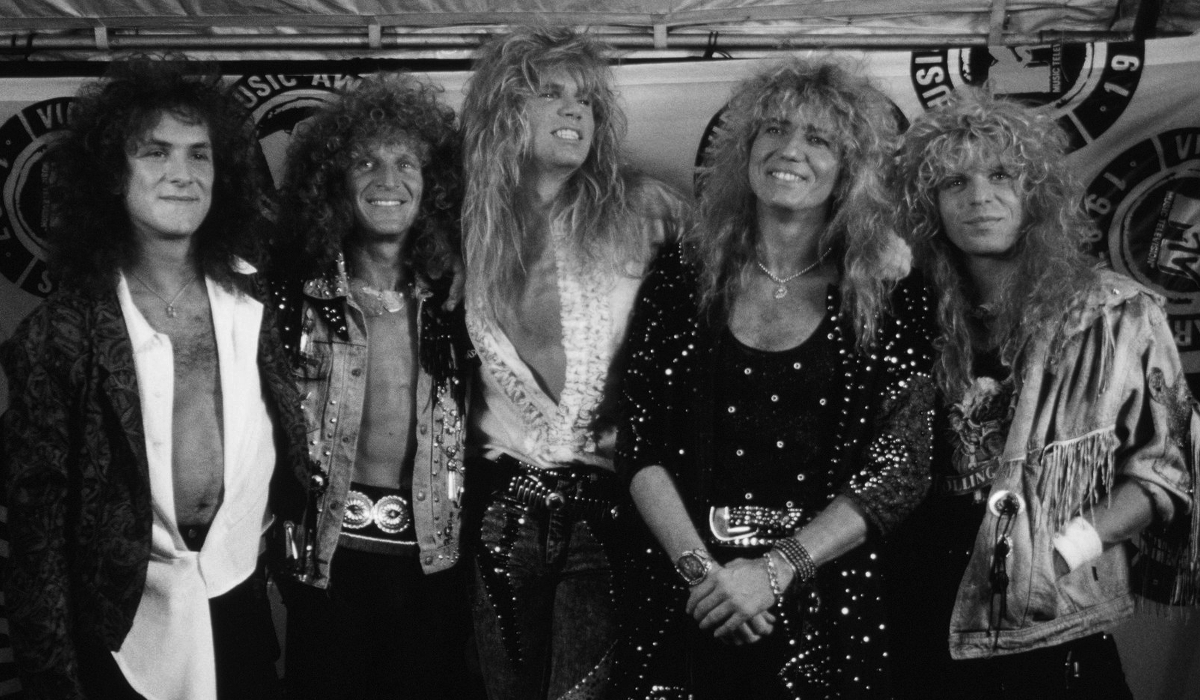 Whitesnake – Still Of The Night – 1987