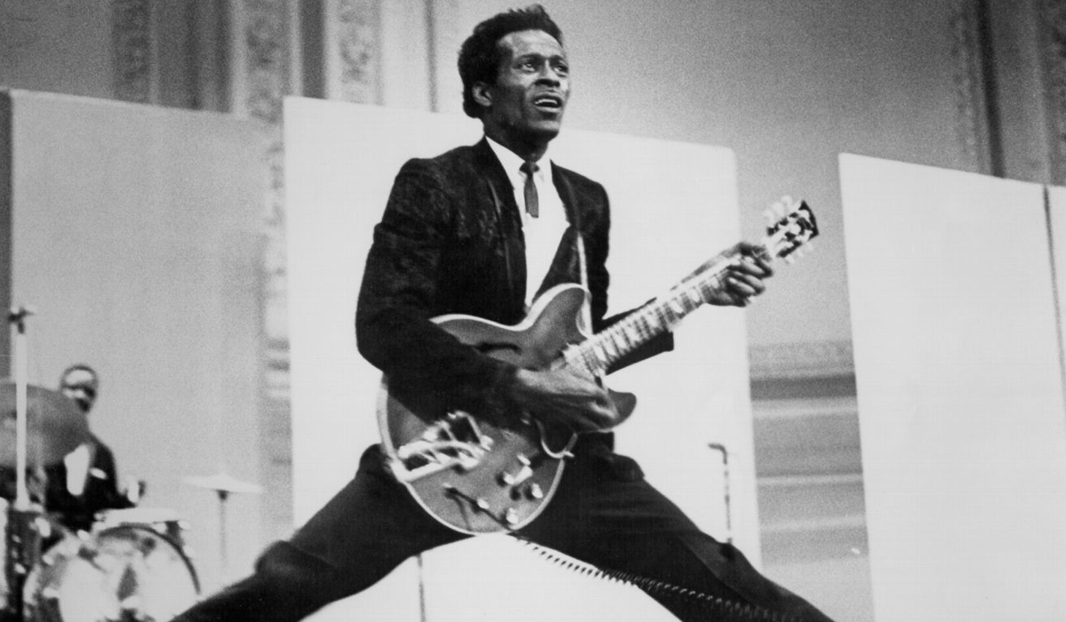 E' morto Chuck Berry, la leggenda del Rock'n'Roll