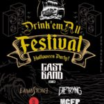 Drink'em All Festival – Halloween Party