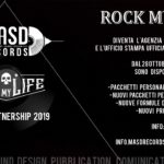 Nuova Partnership tra Rock My Life Agency e MASD Records!!