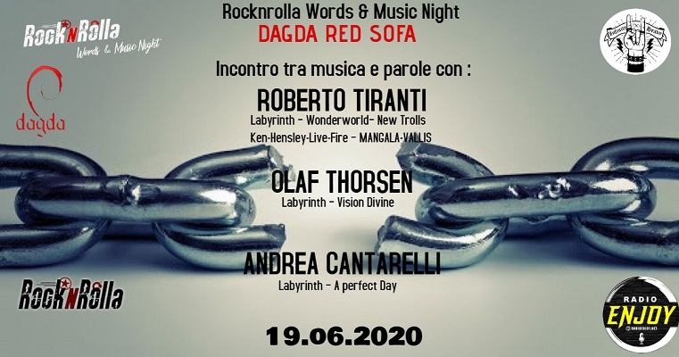 Words & Music Night
