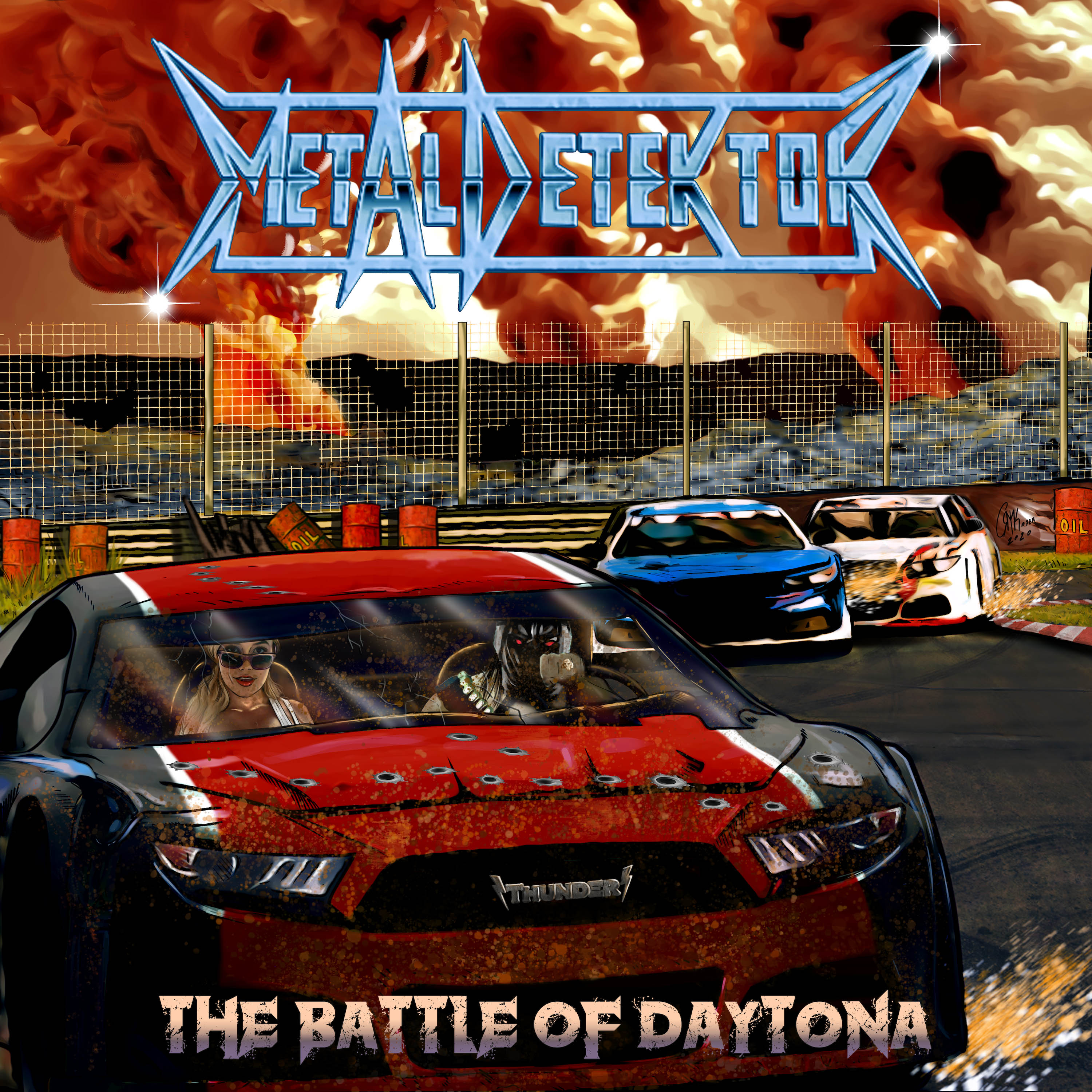The Battle Of Daytona